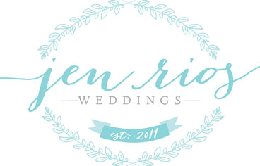 Jen Rios Weddings - North Texas