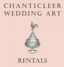 Chanticleer Wedding Art - North Texas Wedding Rentals