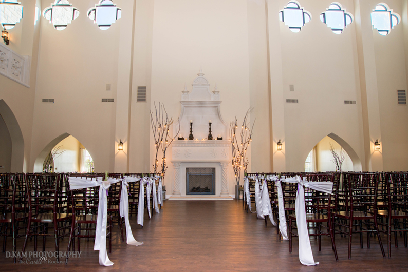 The Castle At Rockwall Weddings Events