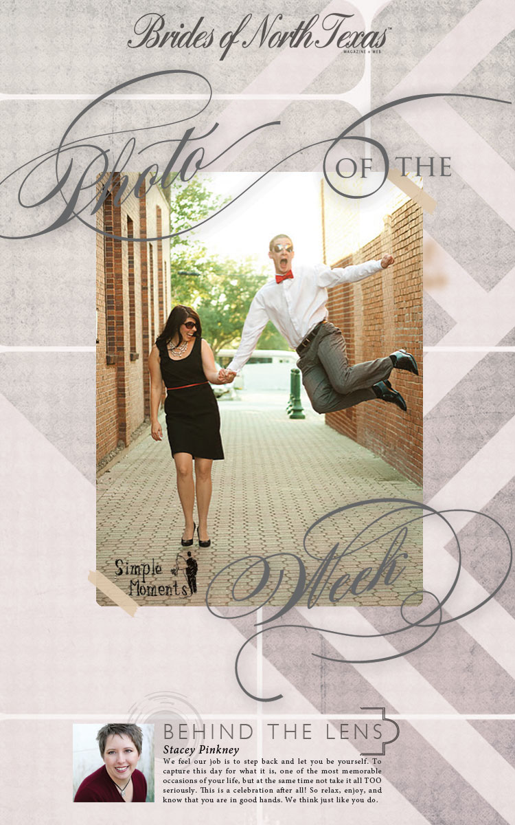 Brides of North Texas photo of the week Simple Moments Photography