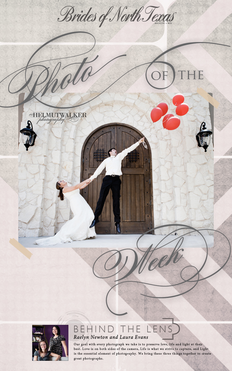 Brides of North Texas photo of the week Helmut Walker Photography