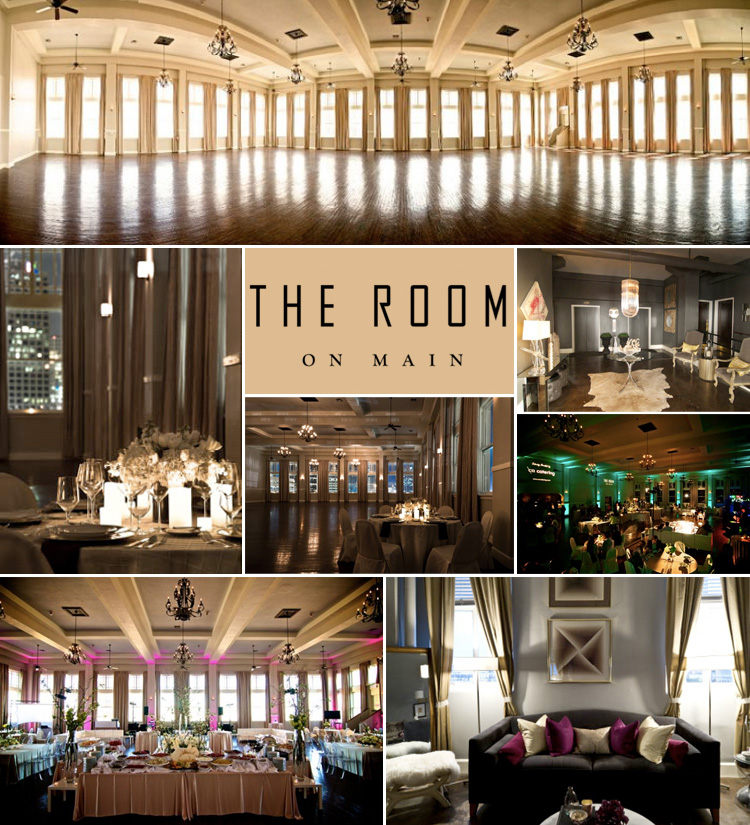Dallas Wedding Venue - The Room on Main