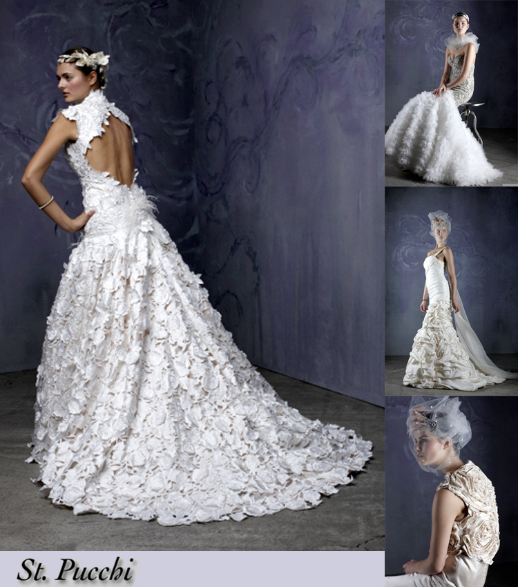 St. Pucchi Couture Bridal, Stardust Celebrations Bridal Salon in Plano Texas
