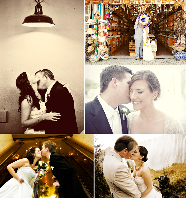 Creative Wedding Photography, Texas Wedding Photographers, Sealed with a Kiss, Wedding Inspiration