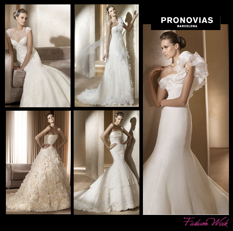 Find Pronovias and other wedding designers in Oklahoma with the Brides of Oklahoma.