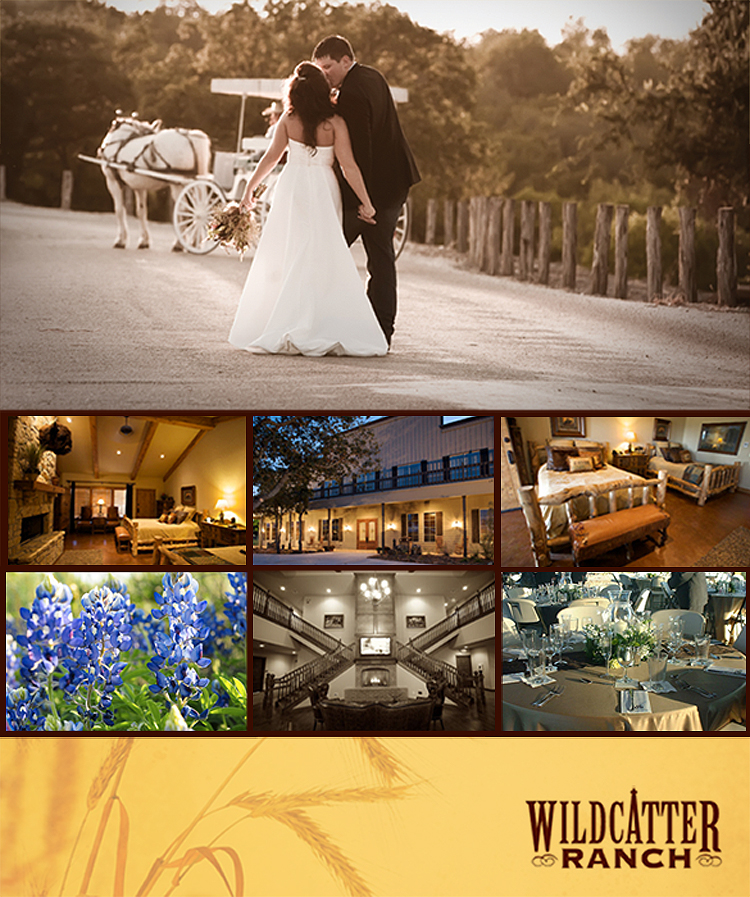Wildcatter Ranch and Resort, Luxe Location, North Texas Wedding Venue
