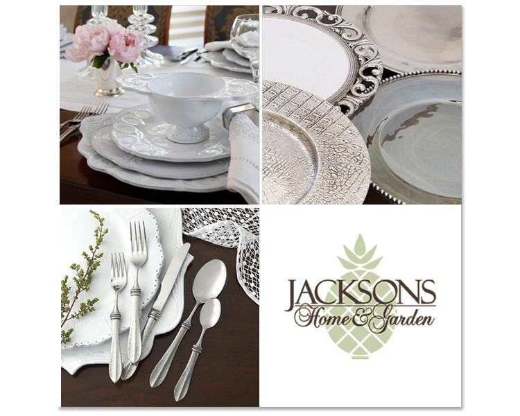Charming china for Jacksons home and garden dallas