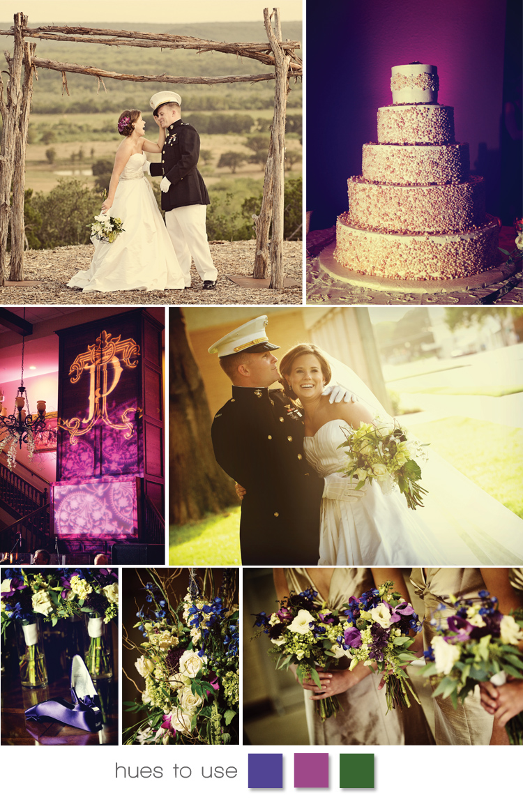 Texas wedding at Wildcatter Ranch in Graham Texas