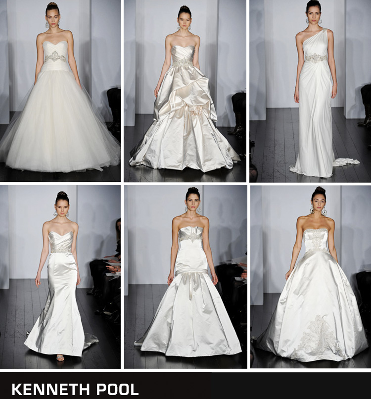 The Bridal Salon at Stanley Korshak, wedding gowns for North Texas Brides