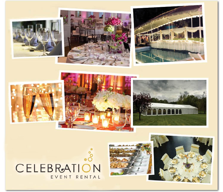 Wedding event rentals from Celebration Event Rentals in Southlake, Texas
