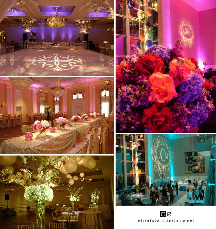 Absolute Entertainment is available for Texas weddings and receptions in the DFW area