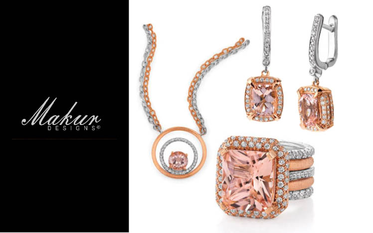 Makur Designs jewelry available at Beasley's Jewelry in Lewisville, Texas