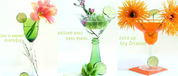 A Twist of Lime Floral Design is located in McKinney, Texas, and is available for Texas wedding flowers and arrangements