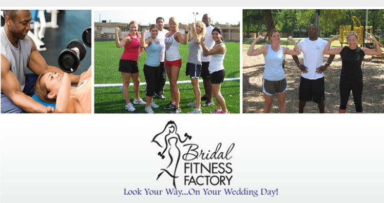 Get in shape for your Texas wedding at Bridal Fitness Factory in Fort Worth, Texas