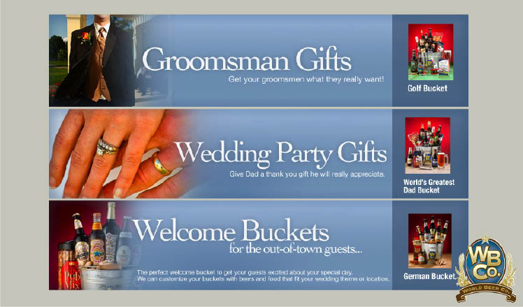 World Beer Company in Dallas Texas offers the perfect groomsmen gifts and welcome gifts for wedding guests
