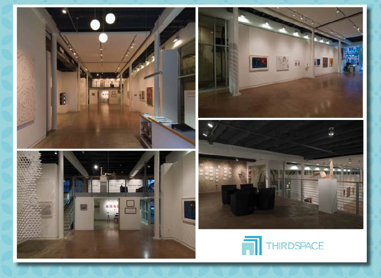 Thirdspace located in Dallas, Texas, available for wedding receptions, rehearsal dinners and other events