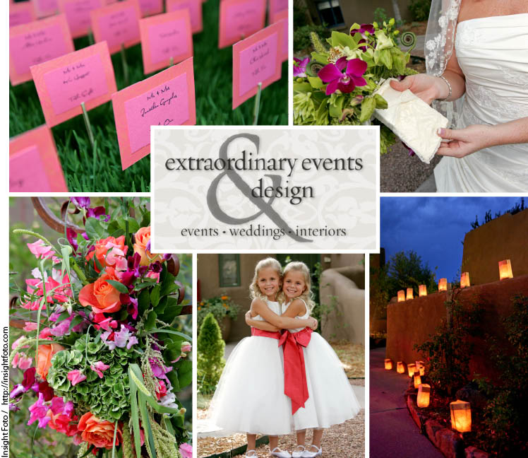Extraordinary Events And Designs for wedding and reception planning located in Fort Worth, Texas