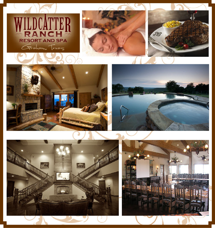 Wildcatter Ranch Resort and Spa in Graham, Texas