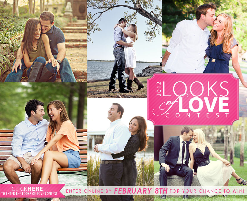 Brides of North Texas second annual looks of love contest