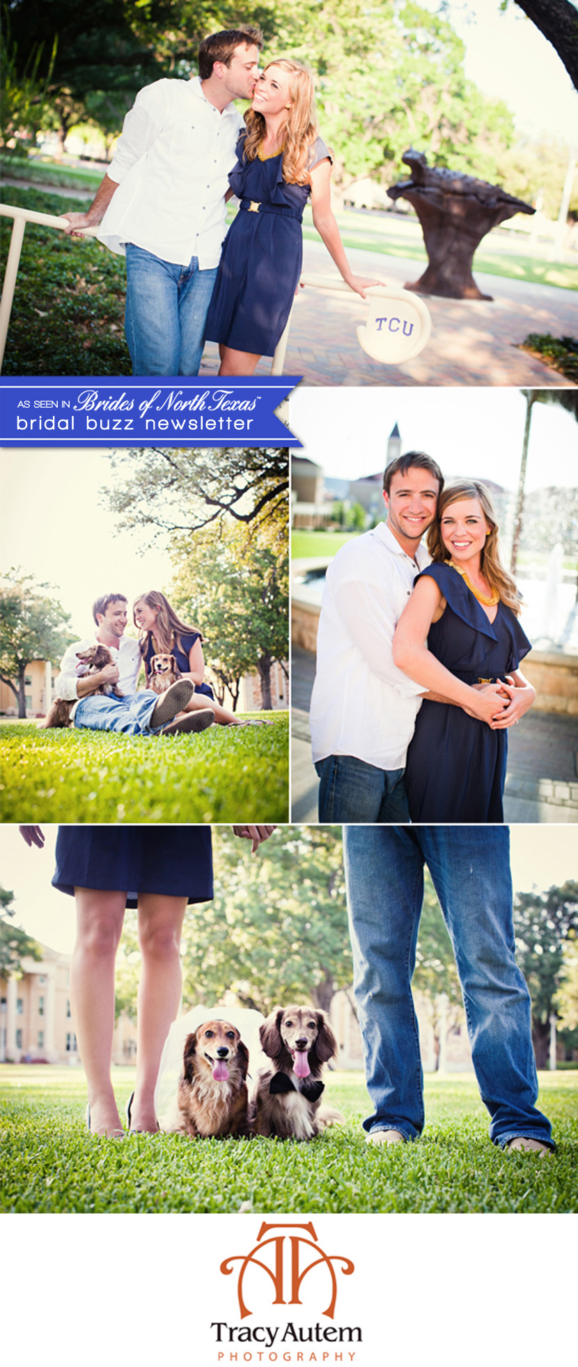 Dallas Fort Worth wedding photographer Tracy Autem Photography