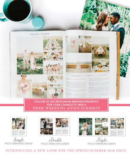 Image in the blog=> Brides of North Texas Wedding Announcement Giveaway - BONT-Announcement-Contest-Blog-SS16.3.jpg