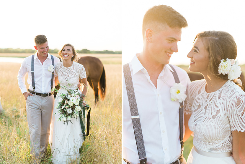 Southern Wedding Inspiration From Anna Smith Photography