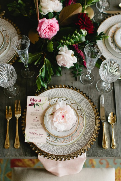 Jacqueline Events and Design | Texas Meets Wine Country