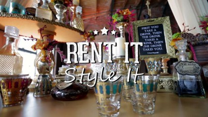 Image for video  Gold Dust Vintage Rent It / Style It