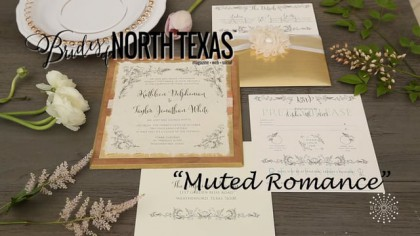 Image for video  Deanie Michelle Events - Muted Romance