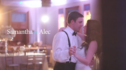 Image for video  Samantha + Alec