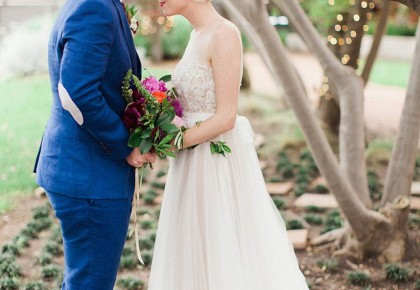 Grit + Gold: Wedding Walkthrough