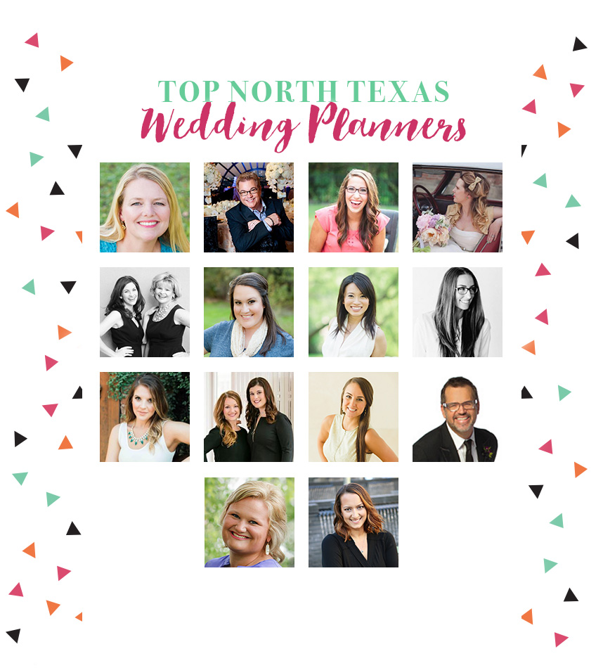 Top Wedding Planners in North Texas