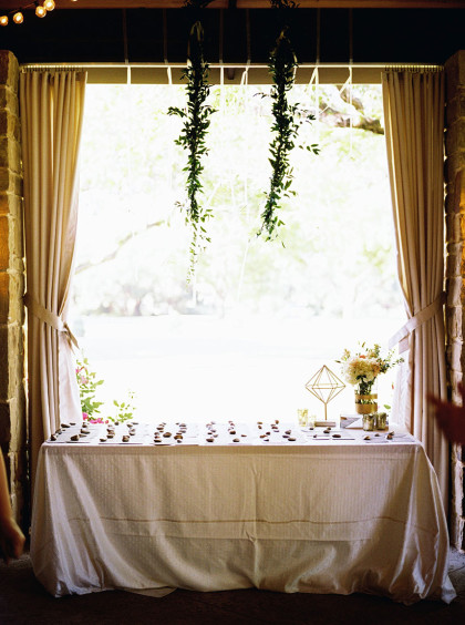 Outdoor North Texas Wedding From Jen Rios Weddings At The
