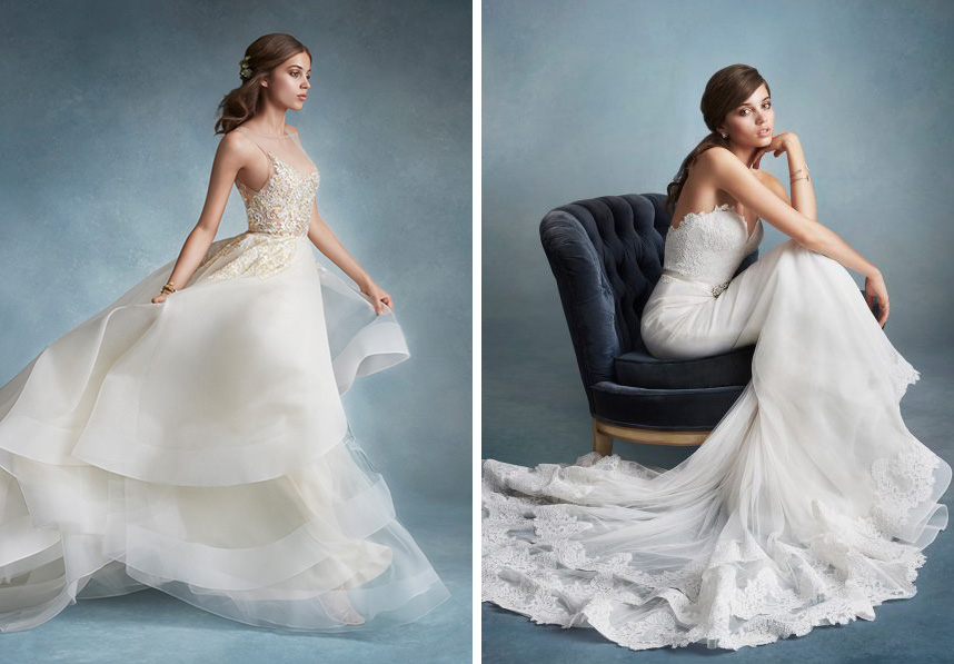 Wedding Gowns from De Ma Fille Bridal