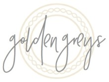 Golden Greys - North Texas Wedding Calligraphy