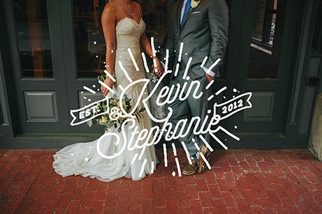 Kevin + Stephanie Photography - North Texas Wedding Photography