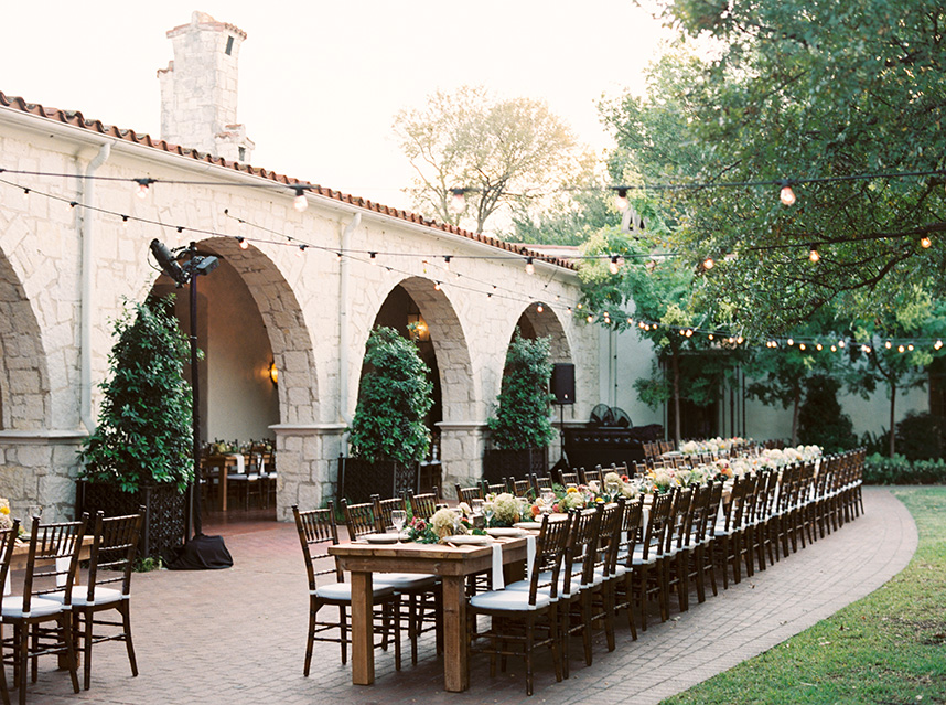 Romantic Spanish Garden Wedding From Grit Gold