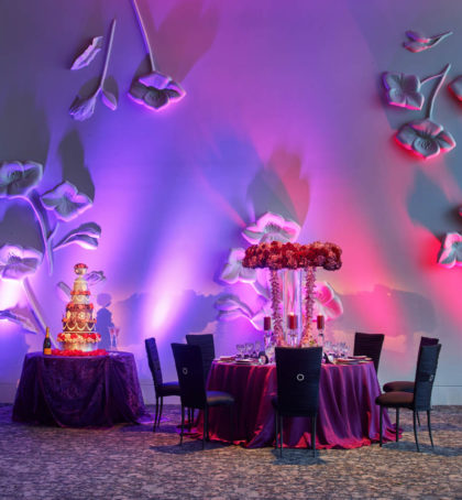 Donnie Brown Weddings and Events Tabletop - North Texas Wedding Planner