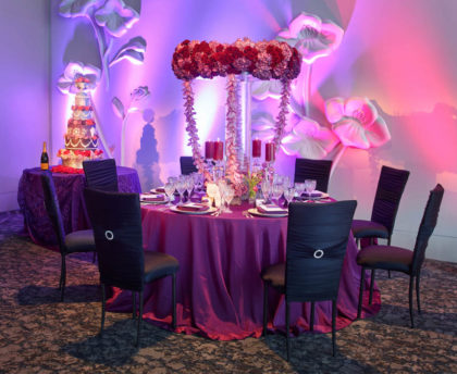 Donnie Brown Weddings and Events: Tabletop