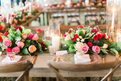 Wedding Walk Through: Stems of Dallas