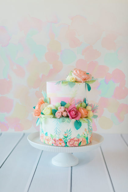 Cakes: Sweet Seasons