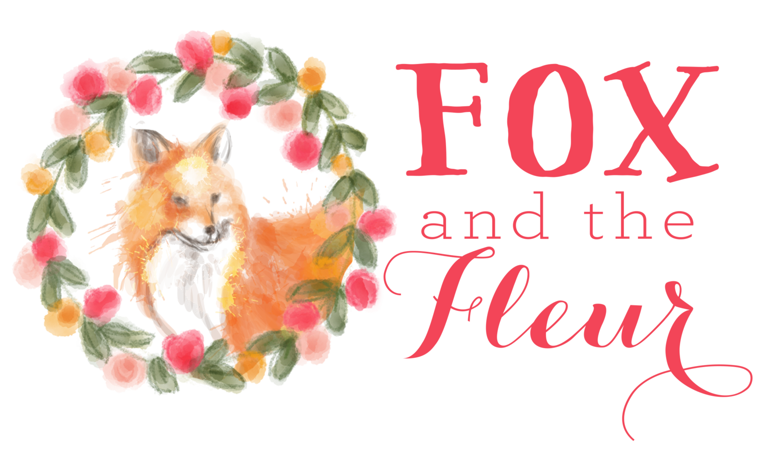 Fox and the Fleur Floral