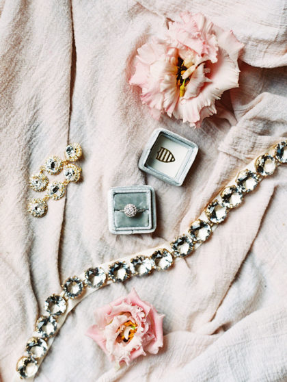 Kate Spade Inspired North Texas Wedding Captured by Charla Storey