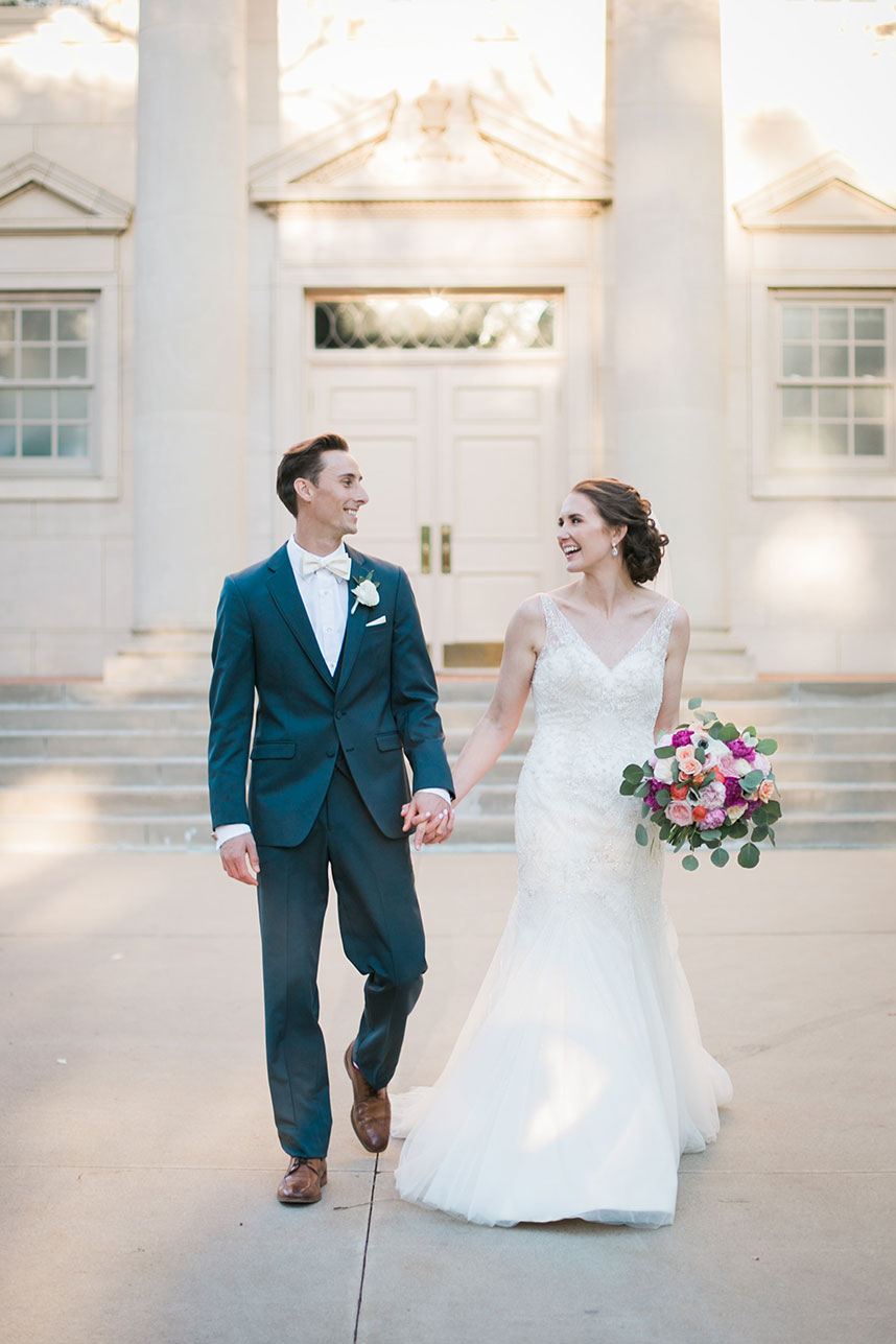Classic north texas wedding at ashton depot lauren daniel for Fitness depot wedding
