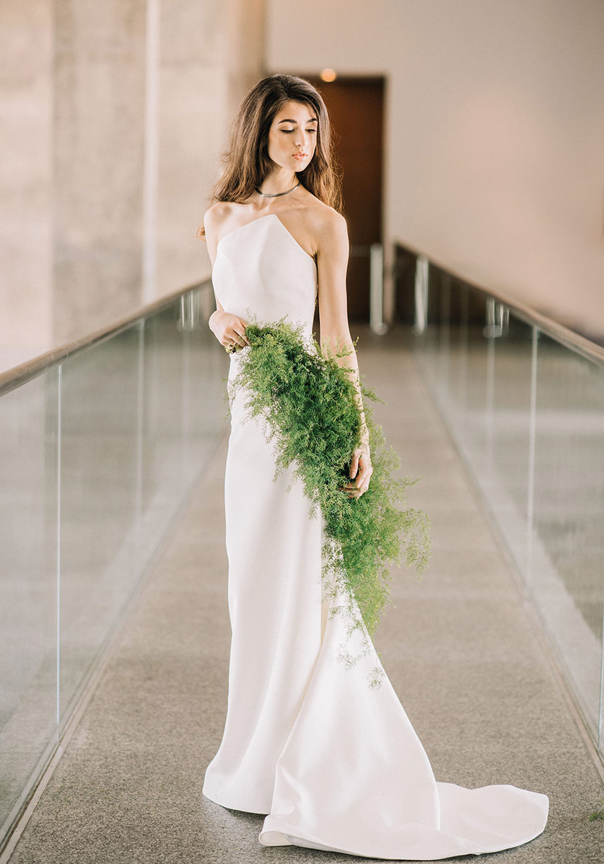 Natural Edge - A Curated Collection of Stylish Wedding Gowns