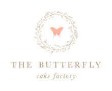 The Butterfly Cake Factory - North Texas Wedding Cakes