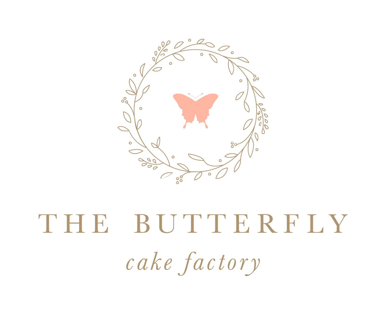 The Butterfly Cake Factory Cakes