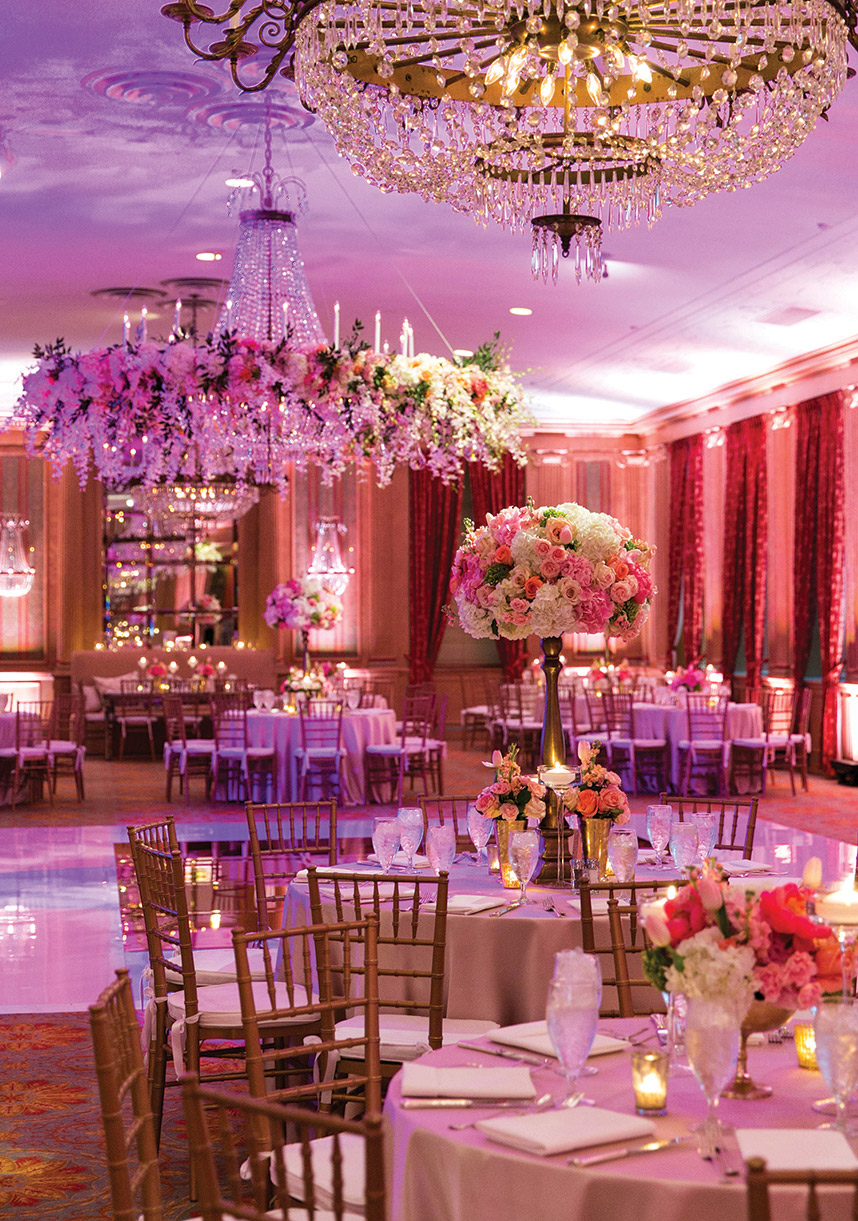 DFW Wedding Venues Accommodating 500+ Guests