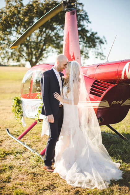 Connect The Colors >> Rachel Lamb and Joshua Brown's Romantic Fall DFW Wedding ...