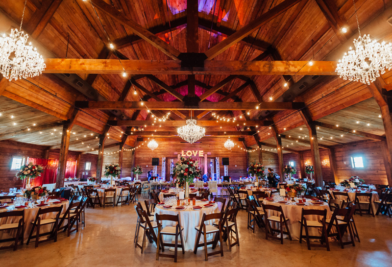 Rustic North Texas Wedding Venues Part 1